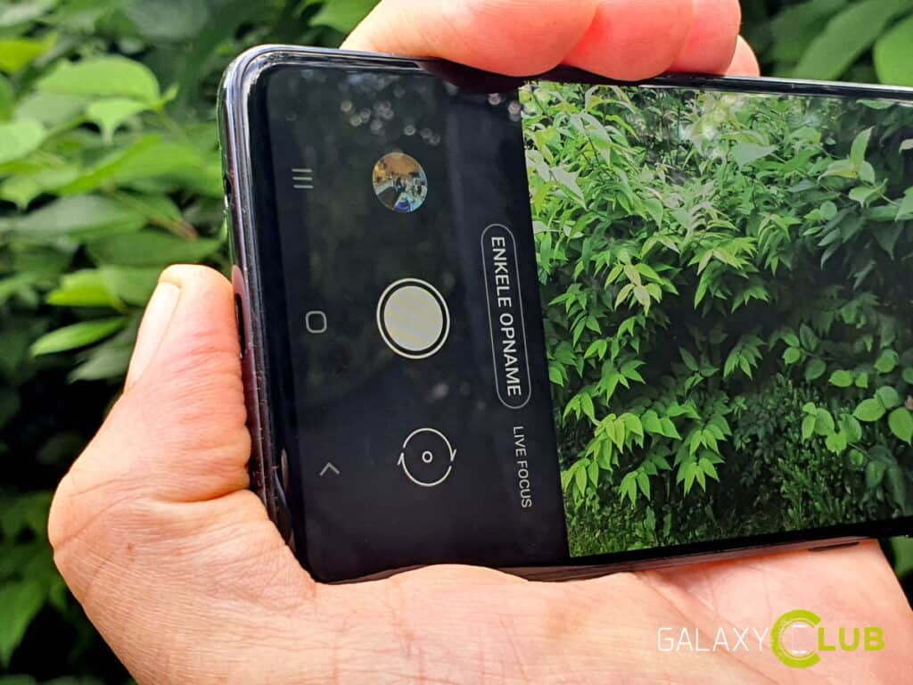 samsung galaxy a51 update juni 2020 camera functies