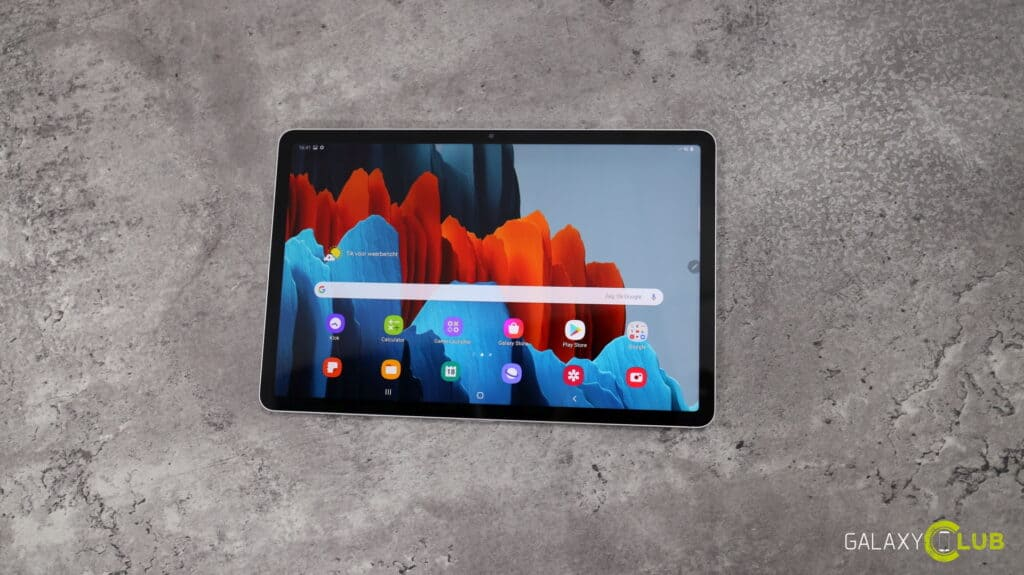 samsung galaxy tab s7 review hands on 2