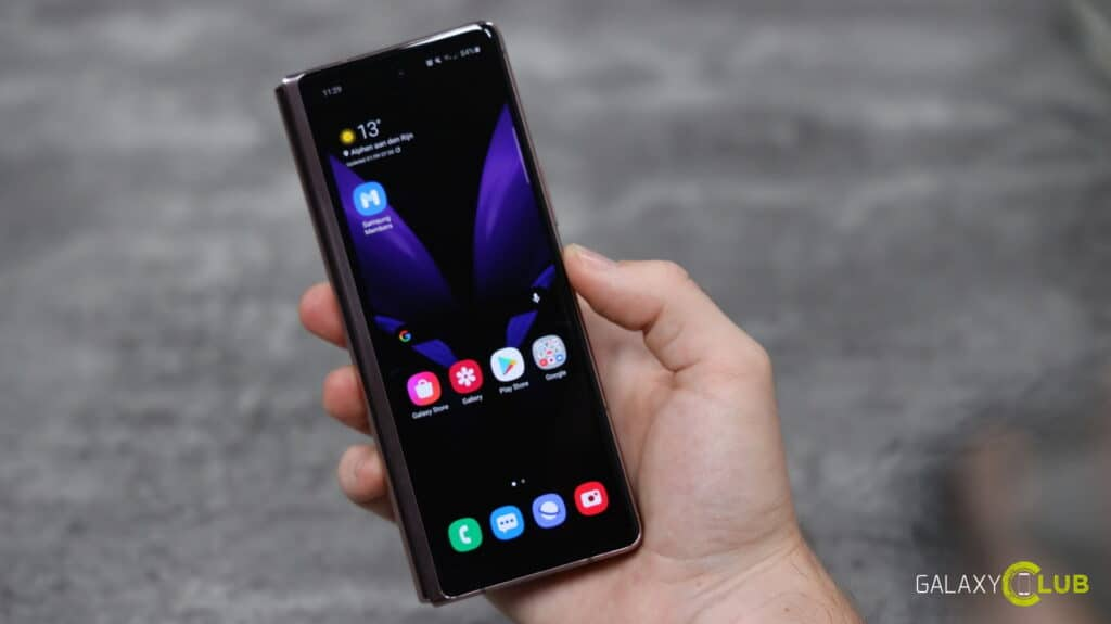 samsung galaxy z fold 2 hands on preview 2