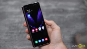 Samsung Galaxy Z Fold 2 Android 11 Update Netherlands