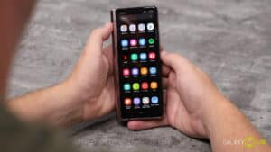samsung galaxy z fold 2 hands on preview 6