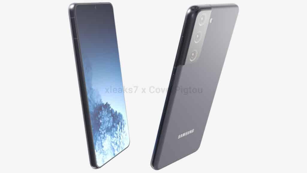 Samsung Galaxy S21 Feb Unpacked
