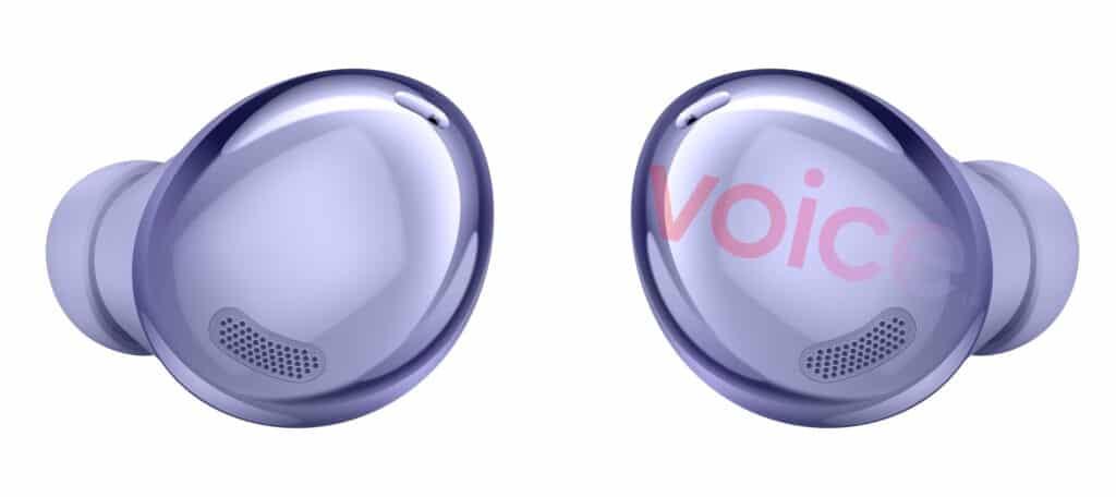 Samsung Galaxy Buds Pro los paars