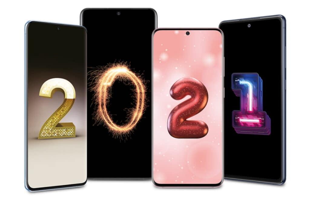 Samsung Galaxy S20 €100 korting of retour actie