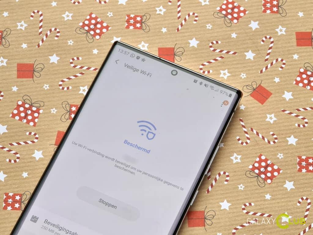 Samsung Galaxy tip: Veilige Wi-Fi en VPN verbindingen