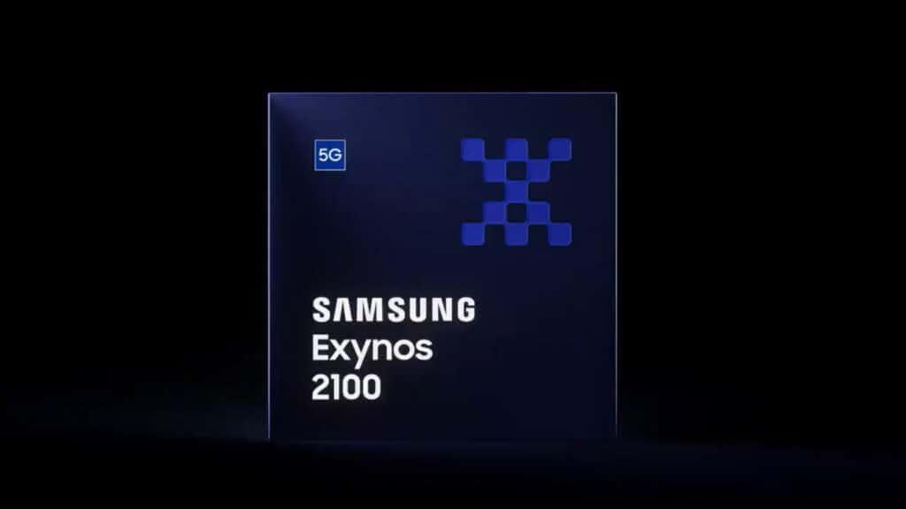samsung exynos 2100 processor