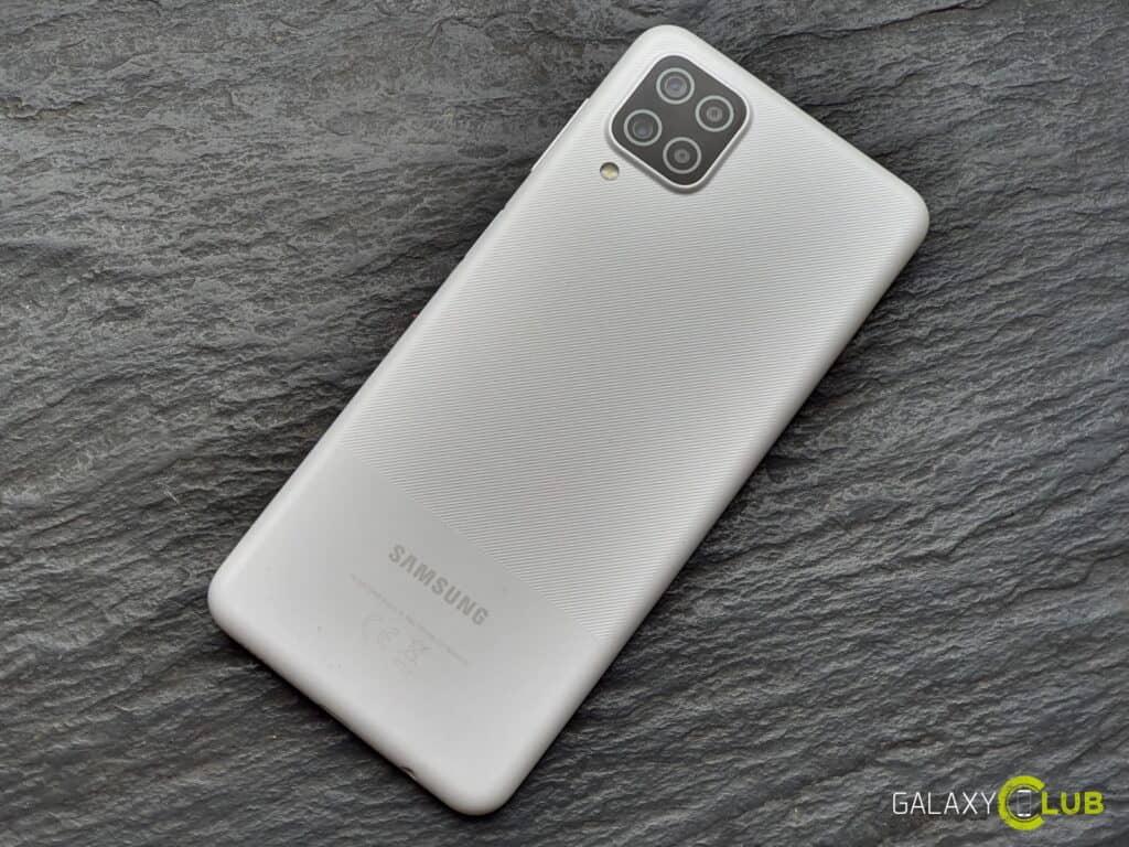 Samsung Galaxy A12 preview