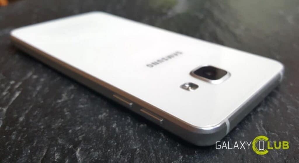 Samsung Galaxy A3 2016 update