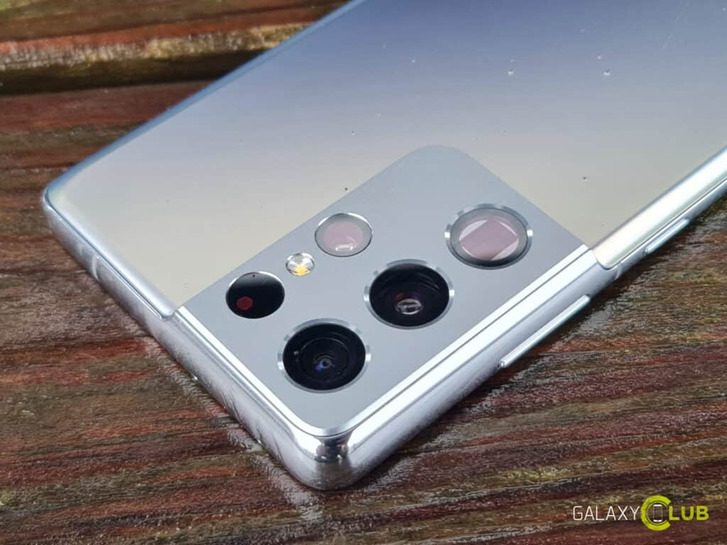 Galaxy S21 Ultra review: camera