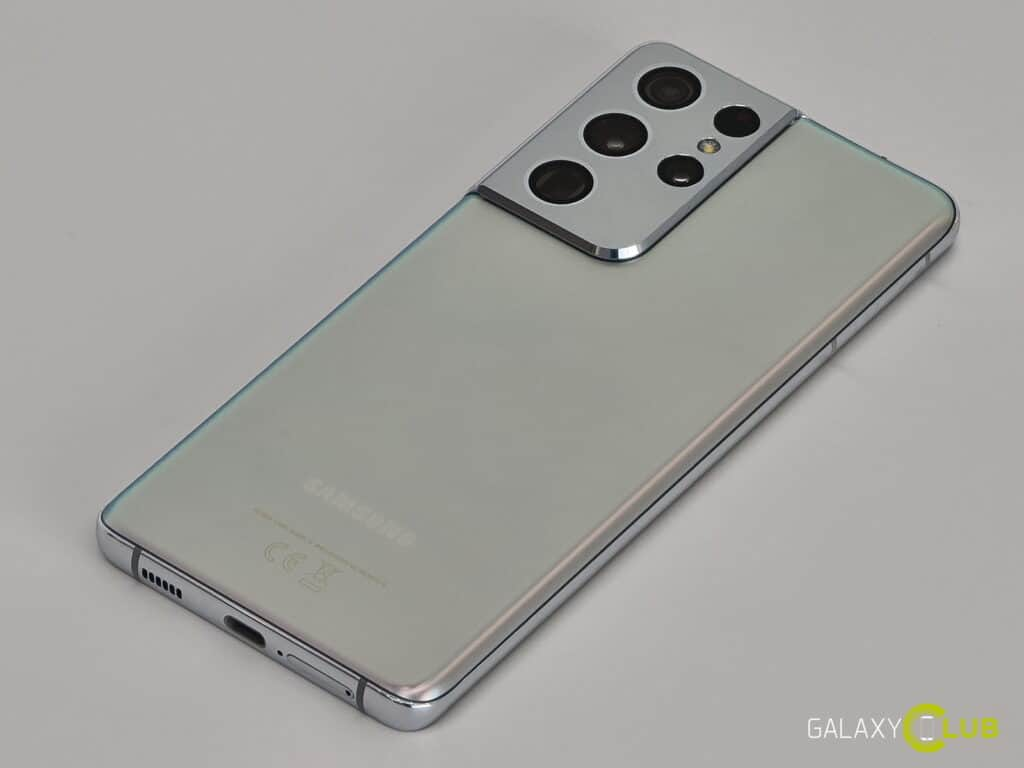 Samsung Galaxy Z-Fold 3 Zilver
