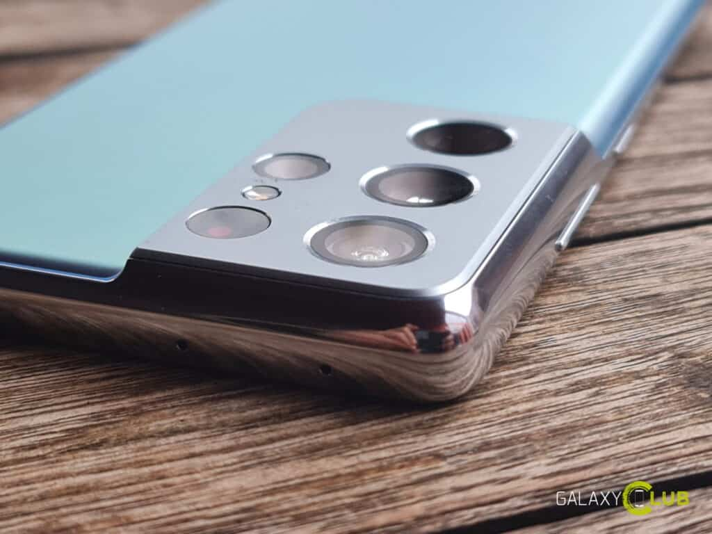 Samsung Galaxy S21 Ultra vertraging levering