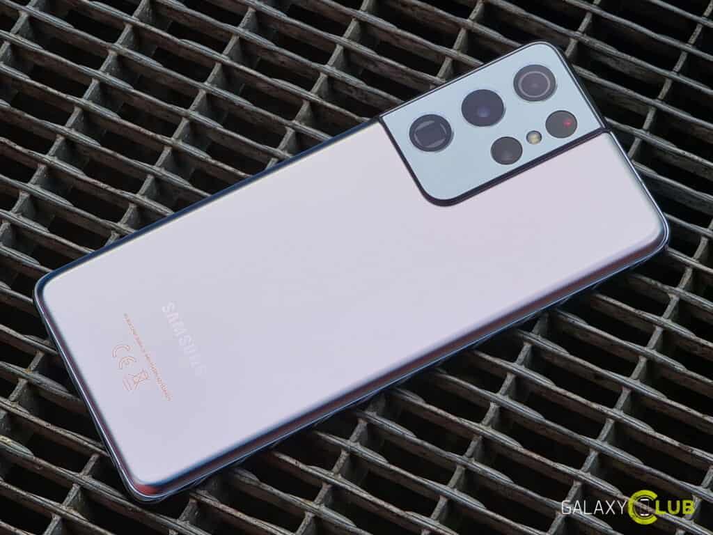 Samsung Galaxy S22 Ultra batterij capaciteit