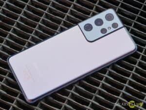 Samsung Galaxy S21 review: design