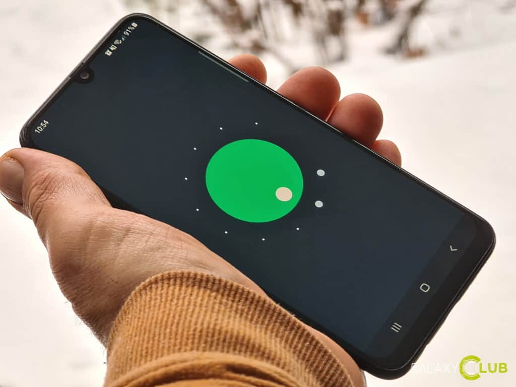 Samsung Galaxy M21 en M31 Android 11 update in Nederland