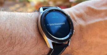 samsung galaxy watch update