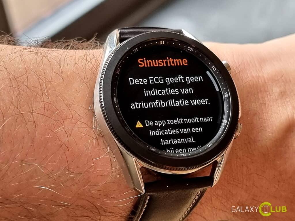 samsung galaxy watch 3 update bloeddruk ect nederland
