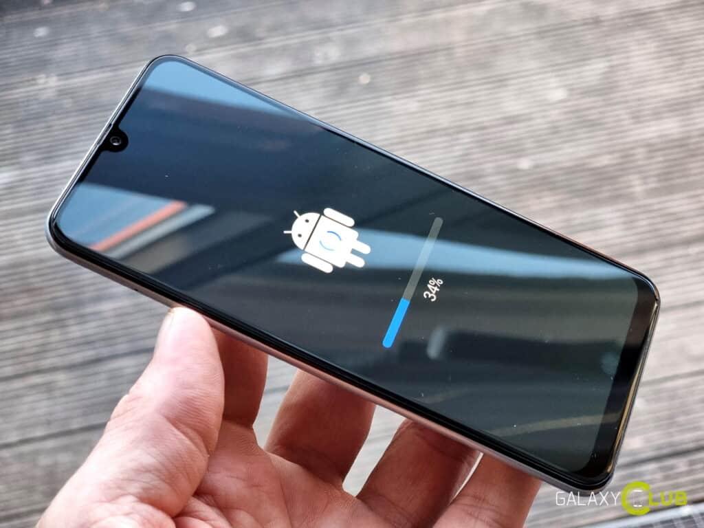 Samsung Galaxy A50 update