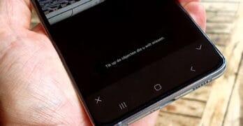 Samsung Galaxy S21 en S20 tip: gummen in foto's - eraser in One UI 3.1