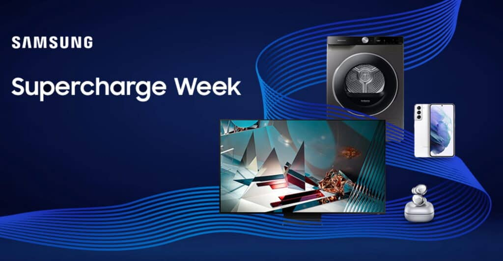 Samsung Aanbiedingen Supercharge week