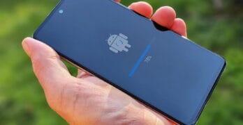 Samsung Galaxy A52s update