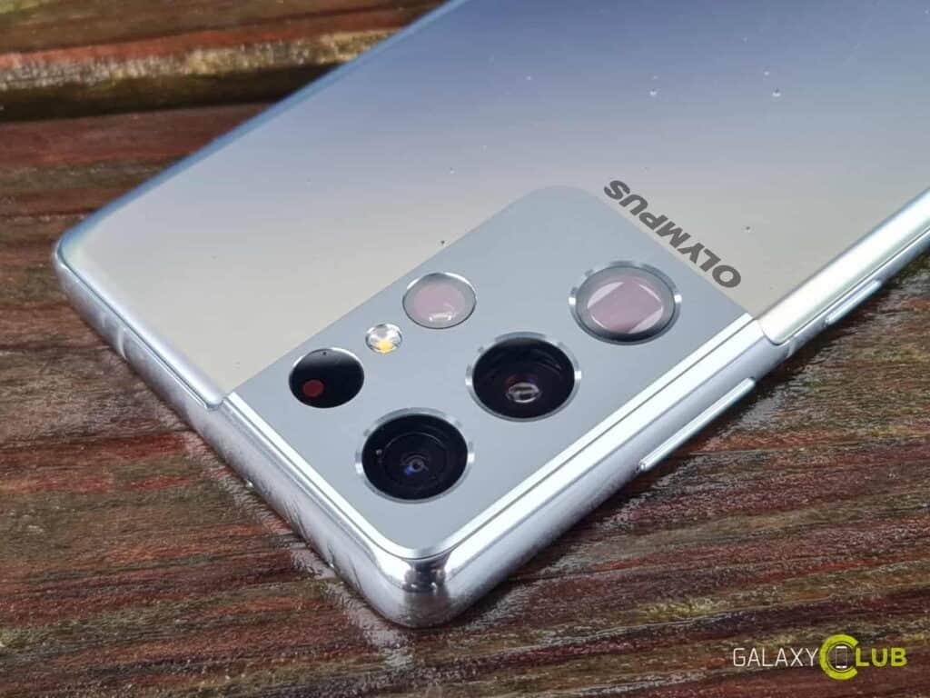 Samsung Olympus samenwerking Galaxy S22