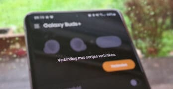 Samsung Galaxy Buds verbinden niet meer