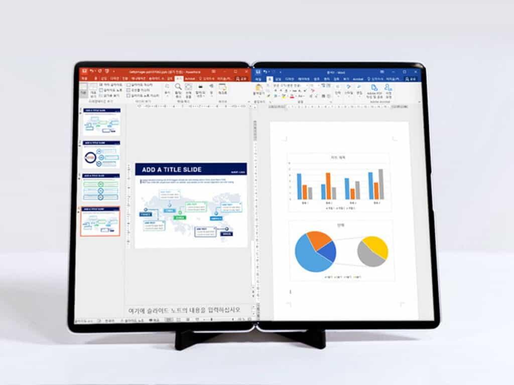 Samsung 17 inch folder: Galaxy Z Tab foldable tablet