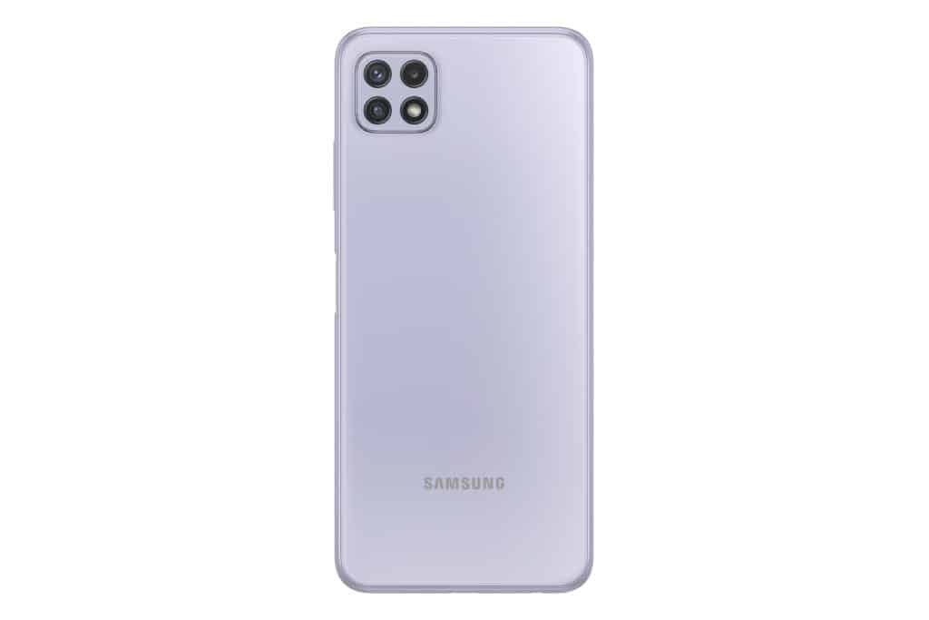 Galaxy A22 in light pairs