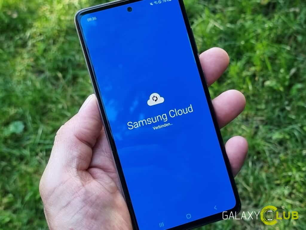 Samsung Cloud stopt