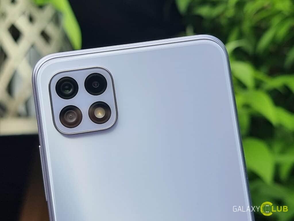 Samsung Galaxy A22 1 ulasan