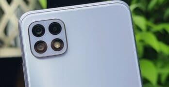 Samsung Galaxy A13 specs: camera en batterij
