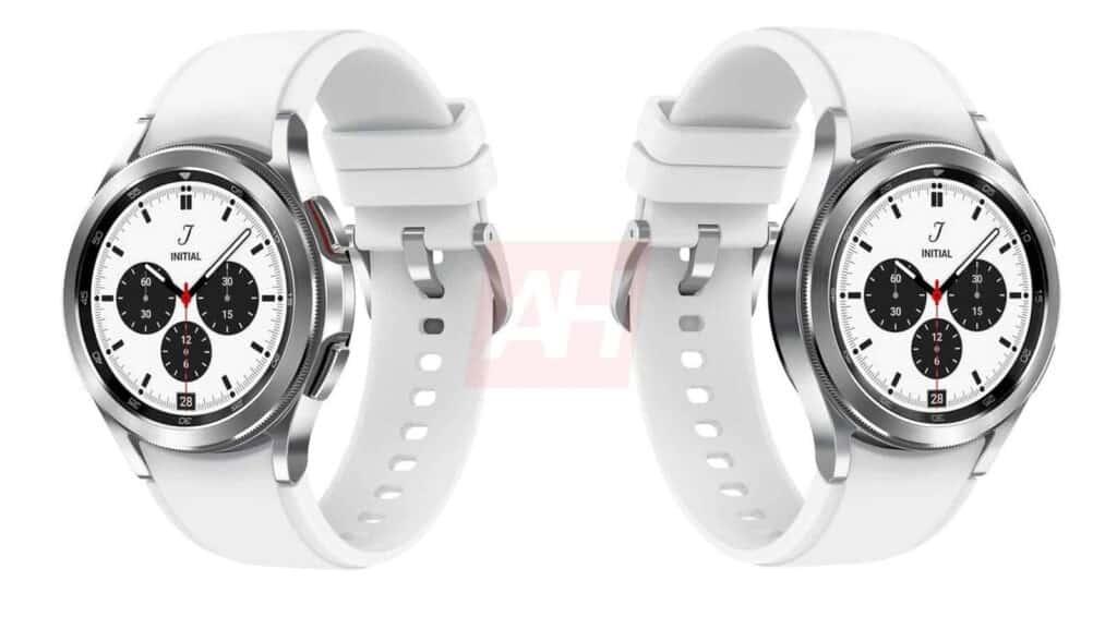 Samsung Galaxy Watch 4 afbeeldingen
