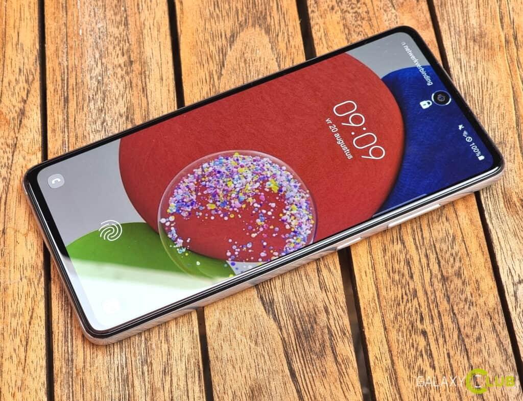 Samsung Galaxy A52s update: RAM Plus