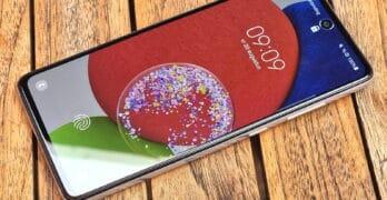 Samsung Galaxy A52s aanbieding met €50 korting