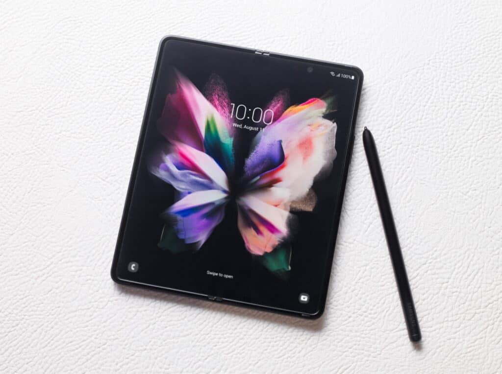 samsung galaxy z fold 3 pre-order met gratis s pen cover