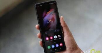 Samsung Galaxy Z Fold 3 aanbiedingen en acties