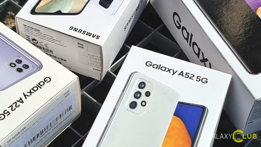 Galaxy A-serie 2021: welke kopen?