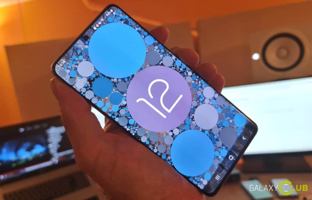 Samsung Galaxy met Android 12 en One UI 4: meer nieuwe features