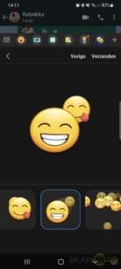 emoji stickers maken