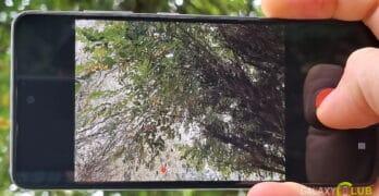 samsung galaxy camera tip: sluiterknop video gif burst