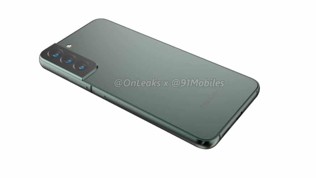 Samsung Galaxy S22+ afbeeldingen