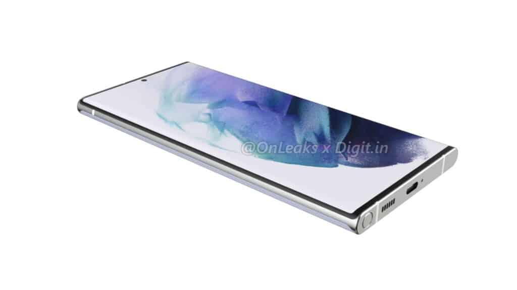 Samsung Galaxy S22 Ultra afbeelding voor