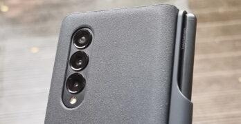 Samsung Galaxy Z Fold 3 met gratis Buds 2 en S Pen cover