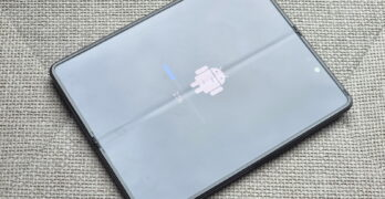 Samsung Galaxy Z Fold 3 update