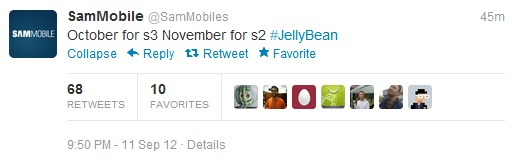 android-41-jellybean-samsung-galaxy-s2-november 'Android 4.1 voor Samsung Galaxy S2 in november' (update 2: toch november?)