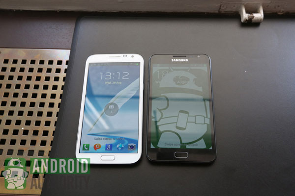 galaxy-note-v-note-2-1 Samsung Galaxy Note versus Galaxy Note 2 (update)
