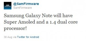 galaxynote14dualcore-300x144 Samsung Galaxy Note heeft 1,4 GHz dual core CPU