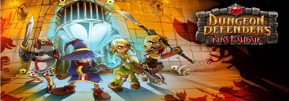 galaxys2dungeondefenders Game tip: Dungeon Defenders - First Wave