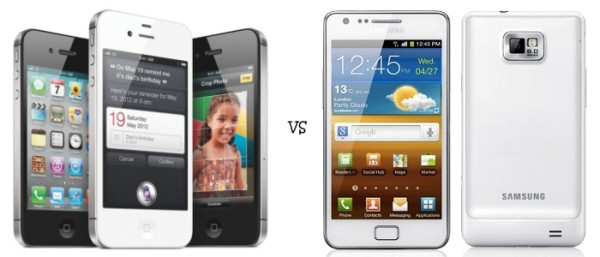 iphone-4s-galaxy-s2-vergelijk Apple iPhone 4S versus Samsung Galaxy S2