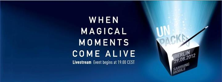 samsung-galaxy-note-2-unpacke-morge Morgen is het zover: de Samsung Galaxy Note 2 - Volg de live stream!